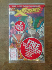X-Force #1 Factory Sealed & Signed by Rob Liefeld X-Force Card