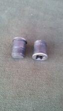 M1 Garand, cylinder nut,  bouchon, US WW2