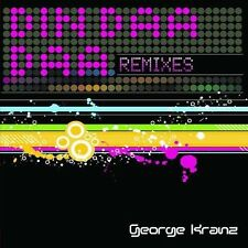 Din Daa Daa (Remixes) - George Kranz (2013, CD NEU) CD-R