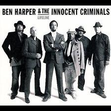 Ben Harper & the Innocent Criminals: Lifeline CD, like new ex music store stock