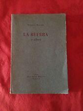 Montale La Bufera Neri Pozza 1956 1ed