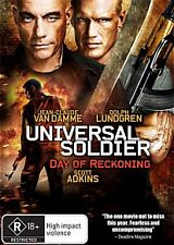 UNIVERSAL SOLDIER 4: Day Of Reckoning : NEW DVD