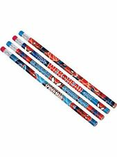 Spiderman Pencil 12 Piece Party Favor