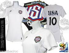 Nike USA Fútbol Camisa Para Dama MR CARICATURA colaboración Blanco S