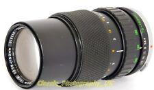 Olympus Om-system Zuiko Auto-Zoom 1:4 75-150 mm lente versátil para películas y digital
