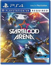 Starblood Arena VR [PlayStation VR] PS 4 NEU / OVP