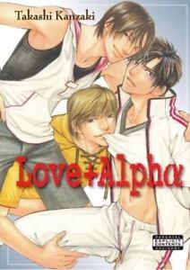 Love+alpha, Paperback by Kanzaki, Takashi; Wong, Leong (TRN); Johns, W. Sealed