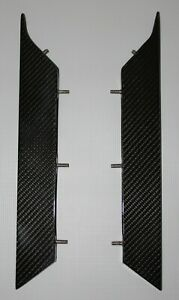 Aston Martin V8 Vantage Side Strakes - 100% Carbon Fiber