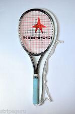 vintage KNEISSL CLUB STAR PRO Tennis RACKET + bag racquet rare 90s Air Cushion