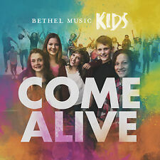Come Alive (DELUXE EDITION) - Bethel Music Kids (CD+DVD, 2015, Bethel Music)