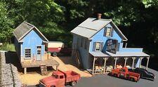 """Motrak Models """"Applewood General Store Laser-Cut HO Scale Structure Kit,"""