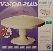 NEW 2019 STATUS 350 VISION PLUS CARAVAN MOTORHOME DIGITAL FREEVIEW TV AERIAL