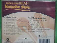 Southern Gospel #4 ~Christian Daywind Karaoke Style ~ Step Into the Water ~ CD+G