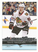 2014-15 UD Young Guns #214 Teuvo Teravainen RC Rookie Chicago Blackhawks
