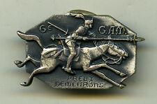 Insigne cavalerie , 6  GAM.