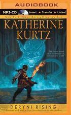 Chronicles of the Deryni: Deryni Rising 1 by Katherine Kurtz (2015, MP3 CD,...