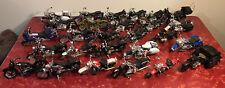 Lot of 27 Maisto Diecast Harley Davidson Motorcycles
