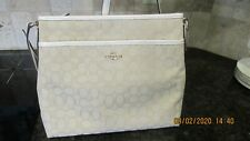 Coach Khaki Purse Crossbody Bag