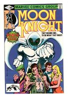 MOON KNIGHT 1 NM- (9.2) ORIGIN 1980-ISSUE, 1st BUSHMAN (FREE SHIPPING )*
