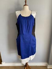 Jacqui.E Women's Plus Size Shift Dress With Pockets Size 18
