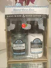 MASON JAR HAND WASH AND LOTION SET (LAVENDER) or Silver snow