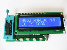 1PC IC Tester 74 40 45 Series lC Logic Gate Tester Digital led Meter