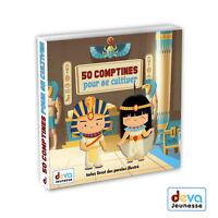 50 Comptines pour cultiver l'enfant (Album 2CD + Livret illustré)