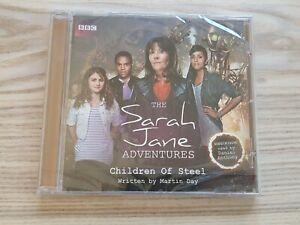 The Sarah Jane Adventures Children of Steel CD Audiobook