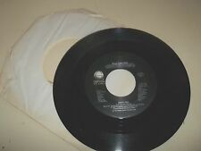 Music from Broadway Cats 1983 Overture Betty Buckley Memory 45rpm Record