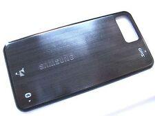 GENUINE Samsung Omnia SGH-i900 BATTERY COVER Door BLACK quad band bar phone back