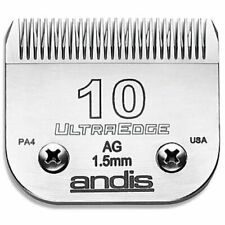 Andis UltraEdge Pet Grooming A5 Type Snap On Clipper Blade - No. 10