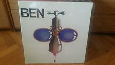 BEN - Same s/t LP - KING CRIMSON, SOFT MACHINE, NUCLEUS, VAN DER GRAAF GENERATOR