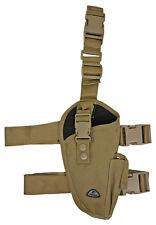 Tan Elite Right Handed Leg Holster BB Airsoft Gun Pistol Handgun Gift 21269TAN