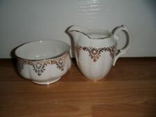 Unboxed Sugar Bowl British Royal Albert Porcelain & China