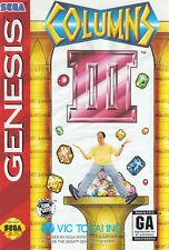 # SEGA GENESIS-Columns 3-TOP (US Mega Drive) #