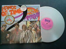 THE MASTERS APPRENTICES HANDS OF TIME LP RECORD COLOURED VINYL LTD ED AUSTRALIA