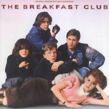 GARY CHANG AND KEITH FORSEY THE BREAKFAST CLUB 2001 OST CD NEW
