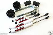 "F250 SUPER DUTY 09 LIFT KIT 3"" & 3"" DOETSCH TECH PRERUNNER DT 8000 SHOCKS 4WD"