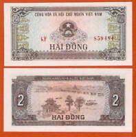 P85  Vietnam / Viet Nam  2 Dong   1980 (81)  aUNC