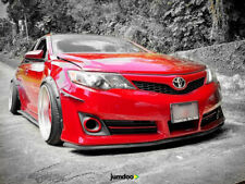 """Fender flares for Toyota Camry JDM wide body wheel arch XV50 2.0"""" + 2.75"""" 4pcs"""