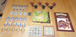 HeroQuest Hero Quest Brettspiel Erweiterung gegen die Ogre Horden 100 % komplett
