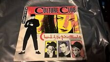 """661) - Culture Club - 7"""" - Church of the Poison Mind"""