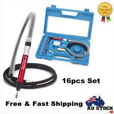 """1/8"""" Air Micro Grinder Pneumatic Micro Air Pencil Die Grinder Polishing Tool Kit"""