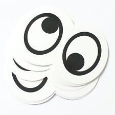 Wholesale Vinyl Stickers Black & White Google Eyes