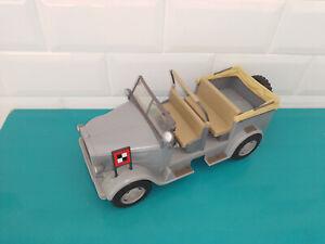 20.08.02.4 Figurine Indiana jones camion troop car Hasbro 2007