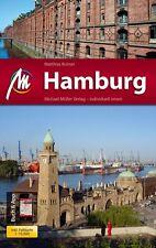 HAMBURG Michael Müller Reiseführer 2014 Stadtführer MM-City Handbuch Elbe NEU