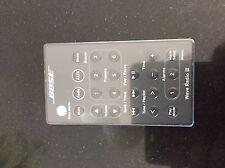 Bose Radio 111 Remote Black