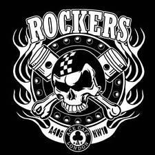 ace cafe london rockers bobber sportster motorcycle harley davidson shirt 2xl