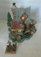The Bears Den.Edmund's Hideaway Boyds Bearly-Built Villages in Box