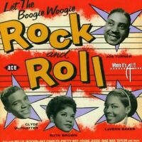 Various Artists - Let The Boogie Woogie Rock N Roll [New CD] UK - Import